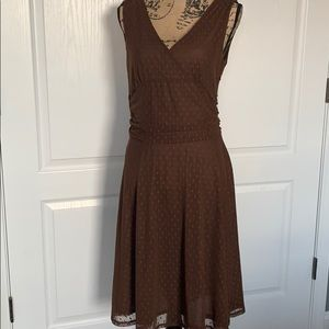 NWT Natural Oasis Sleeveless Dress light/air/lined